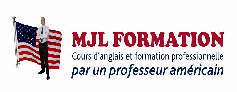 MJL Formation - Cours d'anglais Roanne - Cours d'anglais et Formation professionnelle par un prof, auteur et homme d'affaires américain
